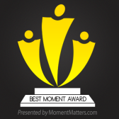 The Best Moment Award